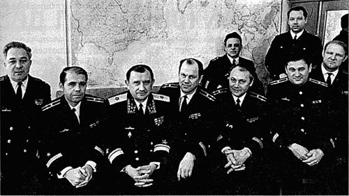 Командование 4-й Эскадры ПЛ