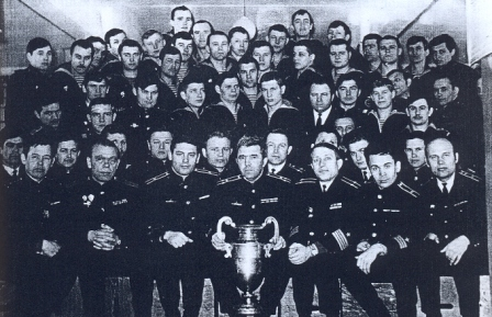 Экипаж K-38